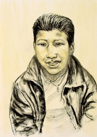 JC_Mexico City_homeless child art portrait_Geoff Read